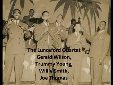 Jimmie Lunceford & His Orchestra  Feat. The Lunceford Quartet- Cement Mixer (Put-Ti Put-Ti)