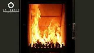 Bis zu 6 h Feuer genießen, ohne nachzulegen - O1a Holz