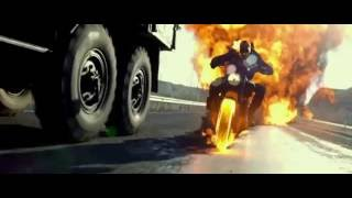 Клип Призрачный гонщик 2