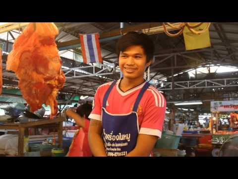 Cambodian Migrant Worker in Thailand