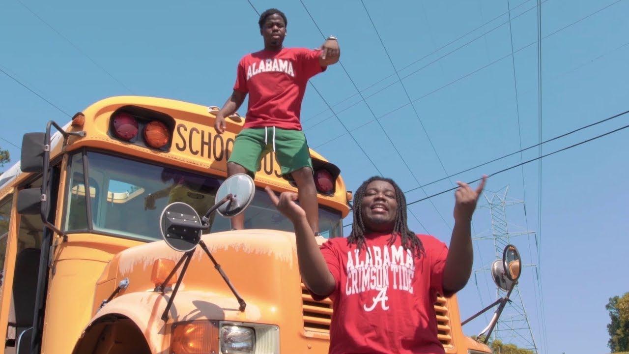 Rockstar Jt - Run It Up ft. Big Yae music video - Christian Rap