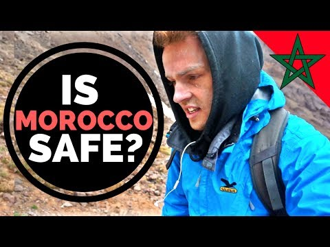 IS MOROCCO SAFE? All Your Questions Answered 2017 المغرب