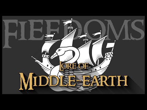 Lore of Middle-earth: Dol Amroth and the Fiefdoms