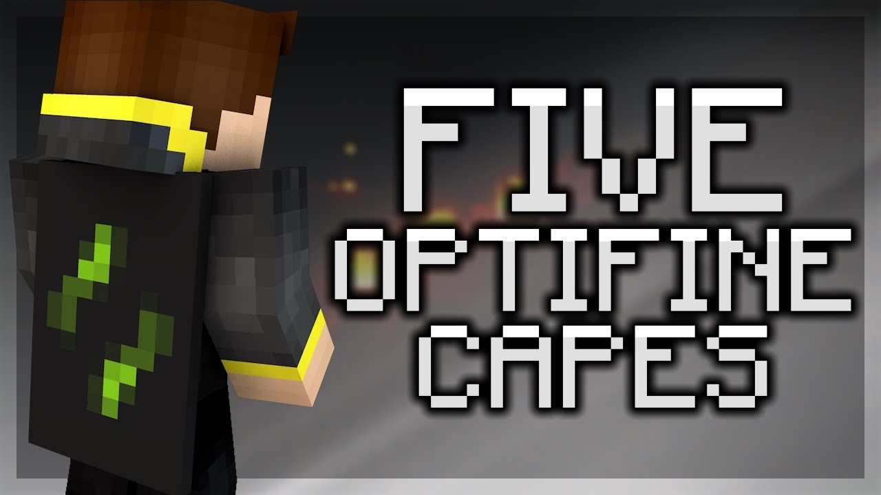 5 optifine cape designs awesome optifine capes youtube for Cape designs