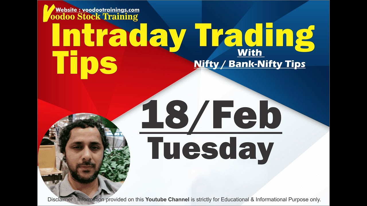 Download Intraday Jackpot for 18 Feb   Free Intraday Trading Tips   Intraday Trading Strategies For Beginners