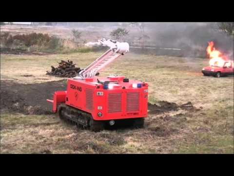 MVF-5 Demo in Hungary