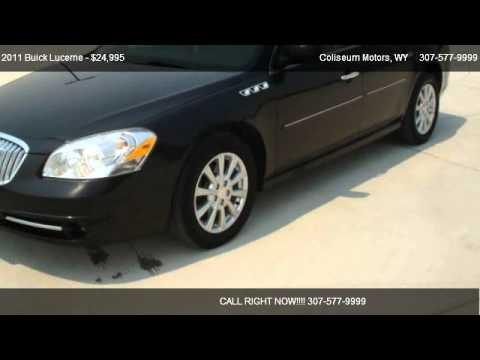 2011 buick lucerne cxl for sale in casper wy 82609 for Coliseum motor company casper wy
