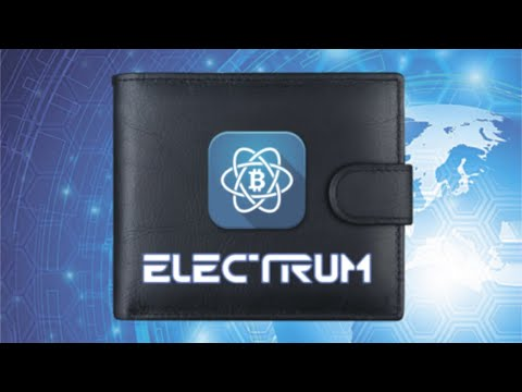 How To Create And Set Up An Electrum Bitcoin Wallet On Mac OS