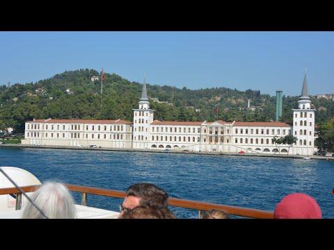 Bosphorus Cruise in Istanbul, Turkey