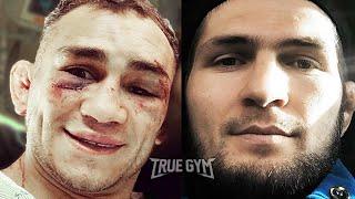 Хабиб поддержал Тони Фергюсона после поражения Гейджи / Тони хочет уйти из больницы