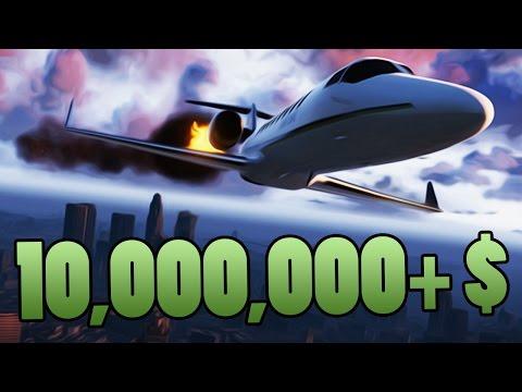 NAJSKUPLJI AVION & AUTO - PREKO 10,000,000$ ! Grand Theft Auto V