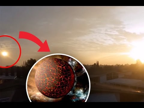 Nibiru Caught On Camera, Christian Blogger Claims This Proves Planet X Is Coming