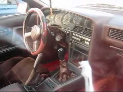 RARE CAR  1987 Toyota Supra TURBO   YouTube