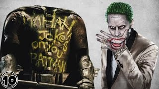 Top 10 Craziest Easter Eggs In DC Movies