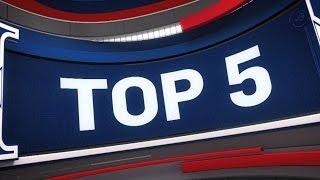 Top 5 NBA Plays of the Night: April 17, 2017