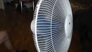 видео Ремонт вентилятора своими руками