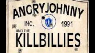 Watch Angry Johnny  The Killbillies The Creep video