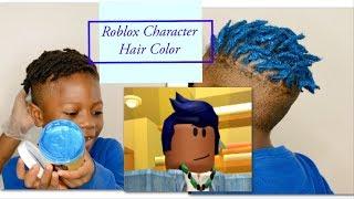 Coloriage de son Locs BLUE ORS Curls Unleashed Wax Color (fr) Roblox