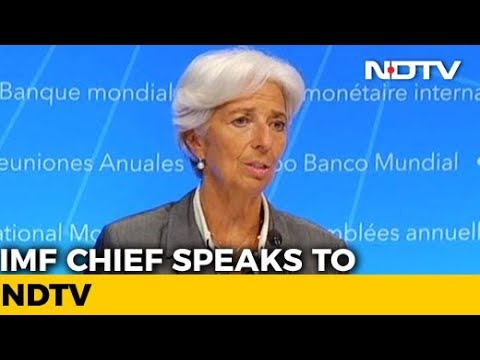Indian Economy On 'Very Solid Track': International Monetary Fund Chief
