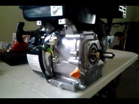 Gas Engines: Harbor Freight Gas Engines