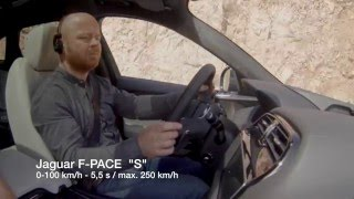 Jaguar F-PACE 3.0 V6 Supercharged