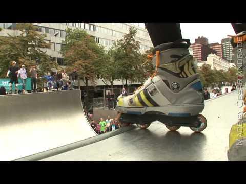 Rotterdam - Rollerblade Vert Competition