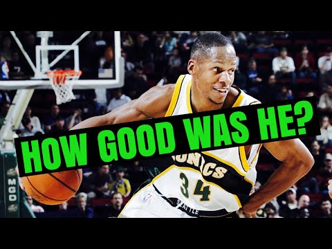 How Good Was Ray Allen REALLY? on Jonny Arnett's channel