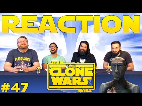 "Star Wars: The Clone Wars #47 REACTION!! ""The Academy"""