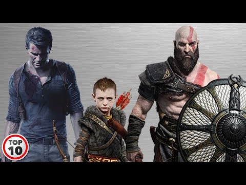 Top 10 Best Games For PS4