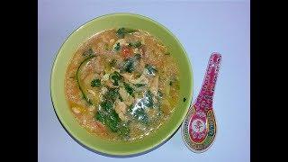 Китайский суп для бедных