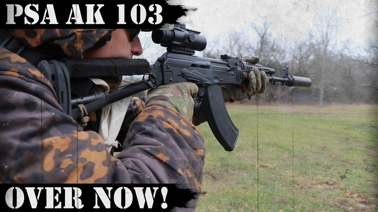 PSA AK 103 - Over Now!