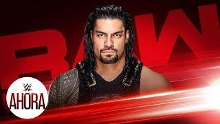 5 cosas que debes saber antes de Raw: WWE Ahora, Feb 25, 2019
