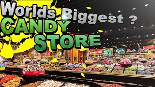 World's Biggest Candy Store?