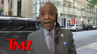 Rev. Al Sharpton Responds to Trump's Fort Bragg Renaming Dig | TMZ