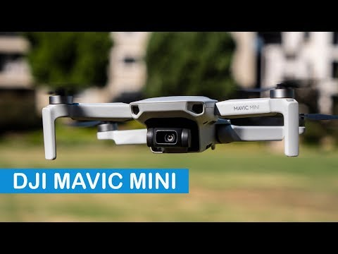 DJI Mavic Mini: In-Depth Hands-On Review