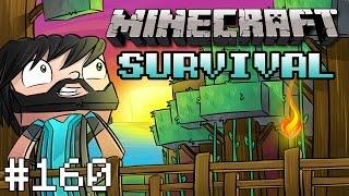 Minecraft : Survival - Part 160 - Pot Of Gold!