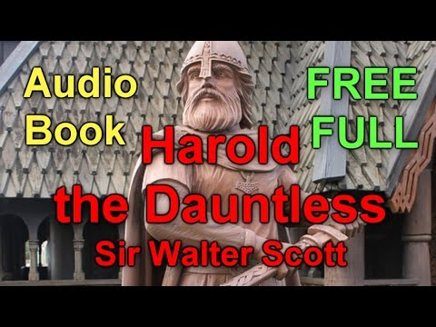 Harold the Dauntless. Free Audiobook, Full and Unabridged Nordic Folklore Mythology.