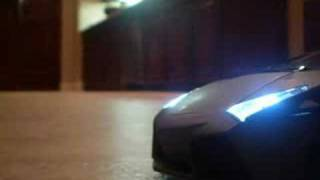scale master rc lamborghini reventon with xlights
