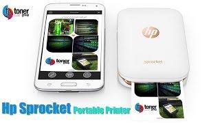 HP Sprocket Printer | Πιο μικρός εκτυπωτής κι από το κινητό σου?