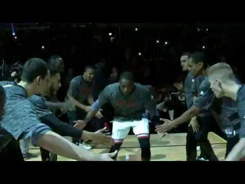 Rajon Rondo, Dwyane Wade Debut in Bulls Starting Lineup