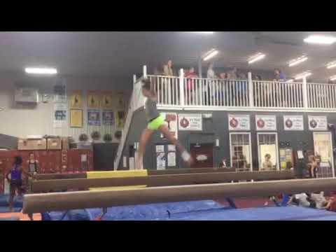 Sarah Moravansky - Beam Split Leap Back Layout