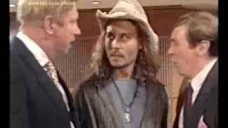 Johnny Depp - The Fast Show - The Last Fast Show Ever
