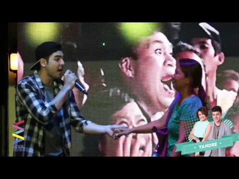Andre Paras excited about Wang Fam! [LIVE!]