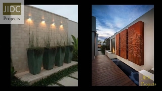 Gambar cover Garden Fencing or compound wall ideas. Amazing design for Fencing.