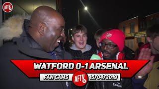 Watford 0-1 Arsenal | Troy Deeney Is An Idiot!! (Watford Fan & Ty)
