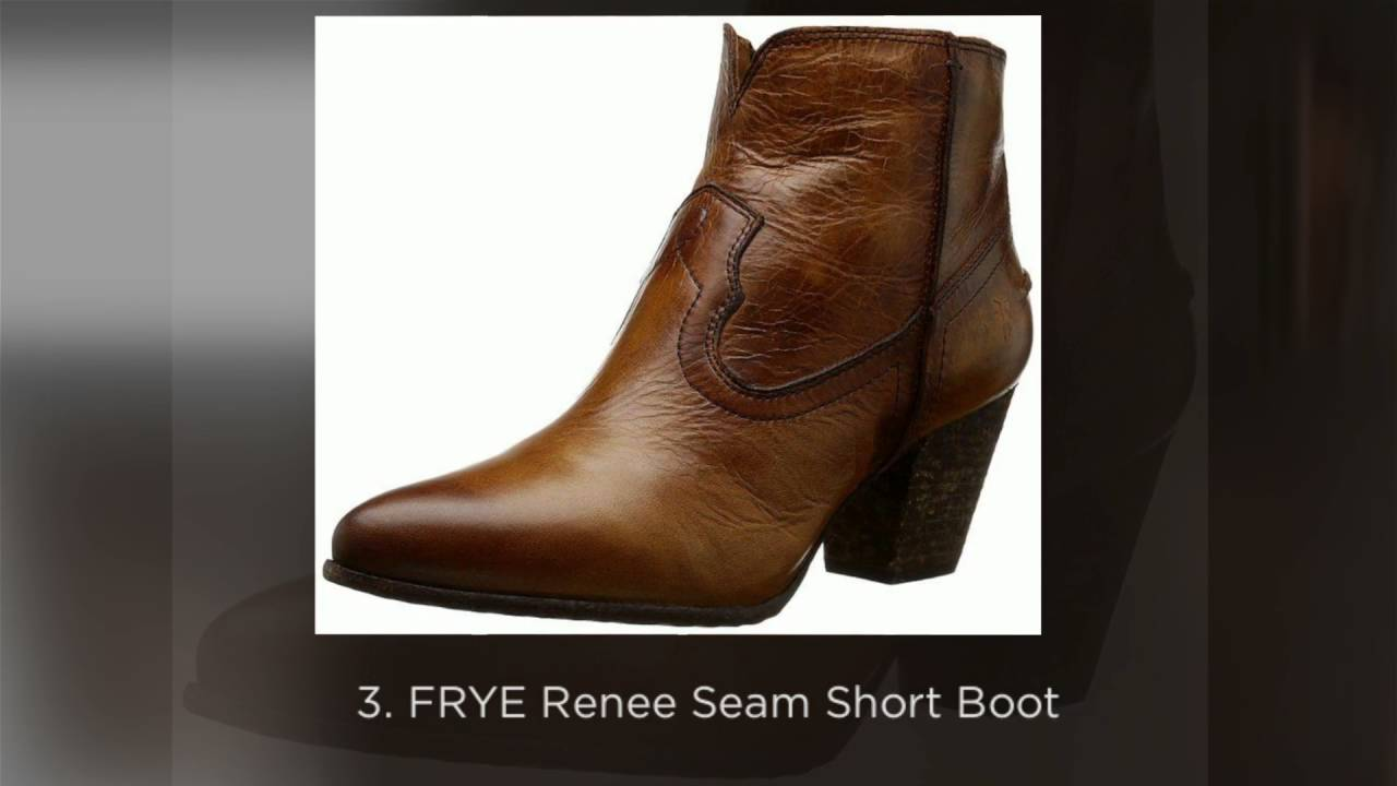 Top 5 ankle boots