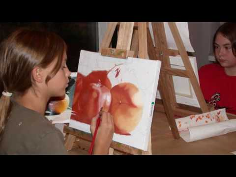 Hidden Talent Art School's Young Rembrandt's Artists
