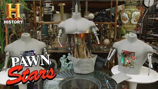 Pawn Stars: Chumlee Has a Lead on Terminator Props (Season 16) | History