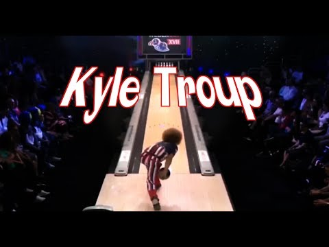 Kyle Troup PBA Bowling Slow Release 2017