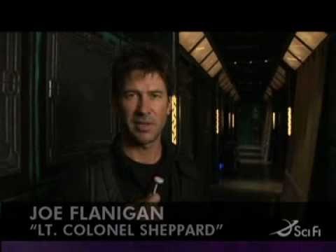 Joe Flanigan Q&A